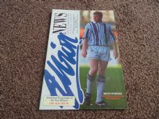 West Bromwich Albion v Derby County, 1993/94